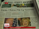 """Трамп і Клінтон вирвалися вперед за підсумками """"супервівторка"""""""