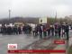 Викладачі та студенти мукачівських ПТУ вдруге перекрили трасу Київ-Чоп