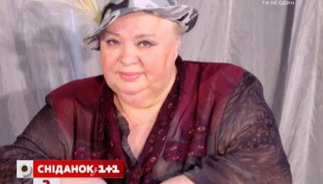 У Москві сьогодні пішла з життя Наталя Крачковська
