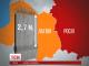 Латвія відгородиться від Росії майже стокілометровим парканом