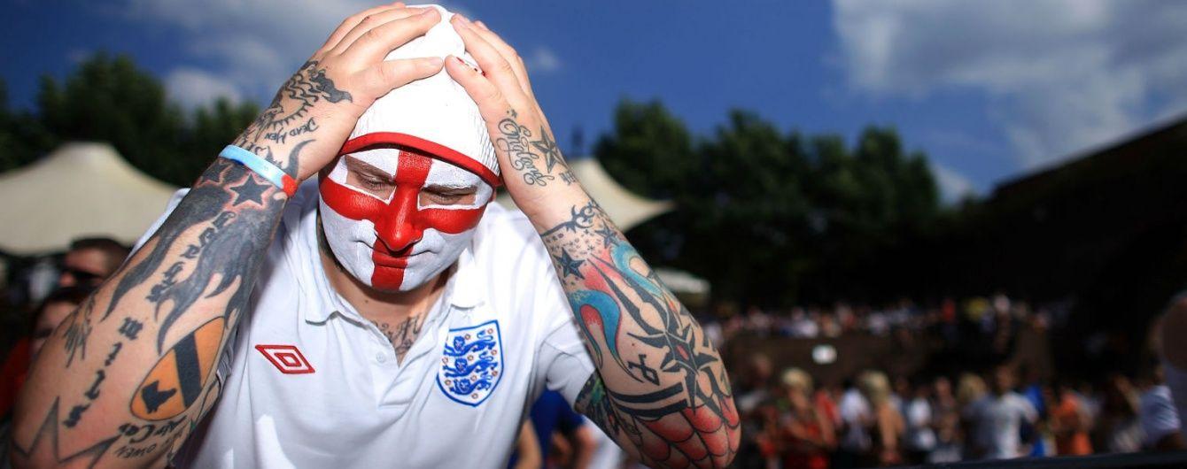 """Британським """"хуліганам"""" заборонять відвідувати матчі Євро-2016"""
