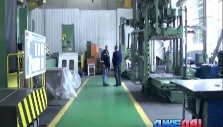 В Запорожье действует предприятие, которое изготавливляет пресс-формы для Land Rover