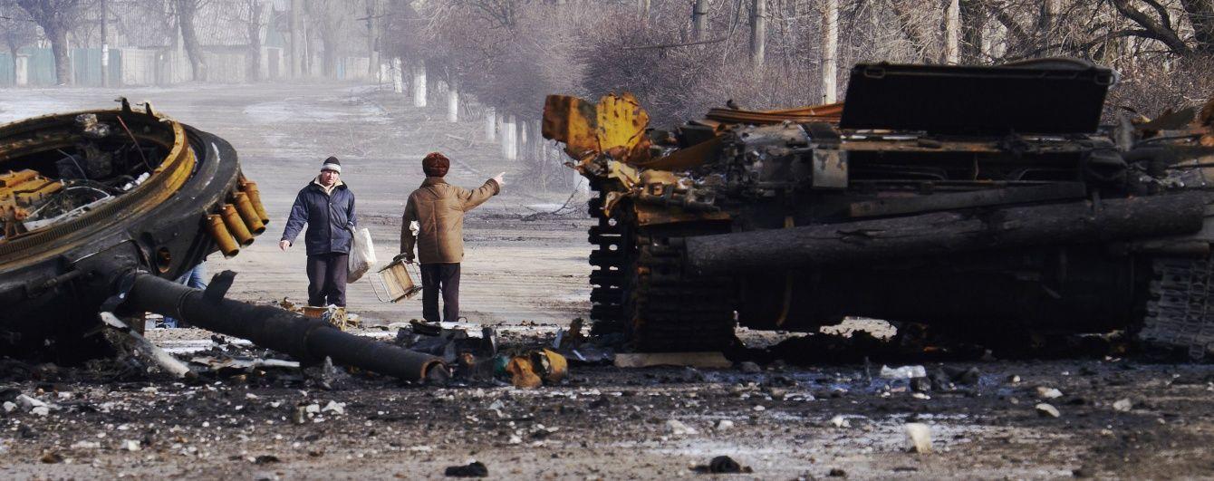 На Луганщині двоє мирних жителів підірвалися на міні