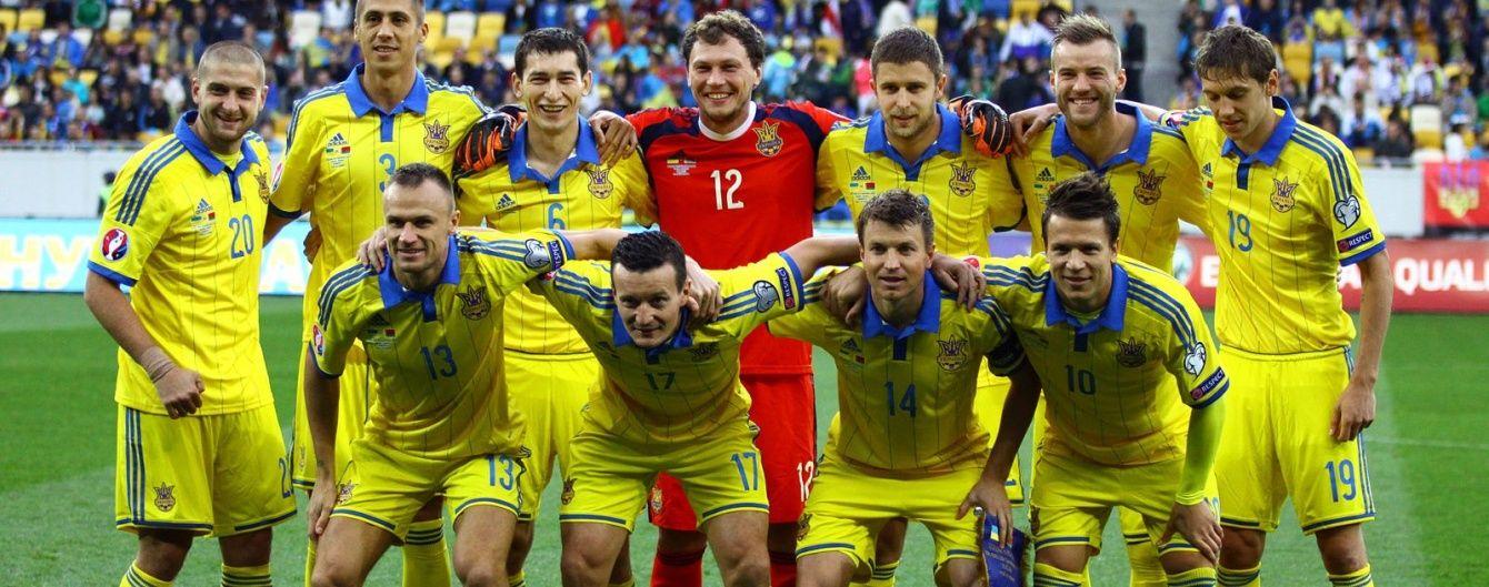 ФФУ повідомила, де збірна України зіграє проти Уельсу та Кіпру