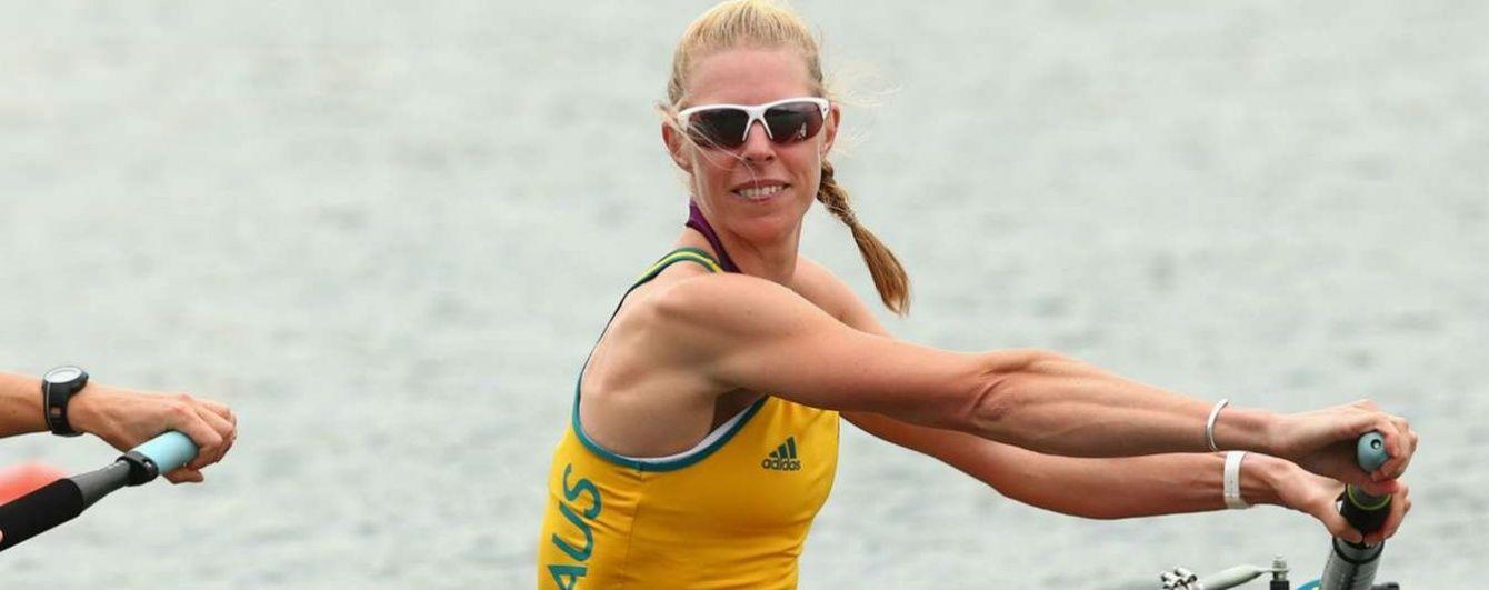 Від раку померла 33-річна надія австралійського веслування