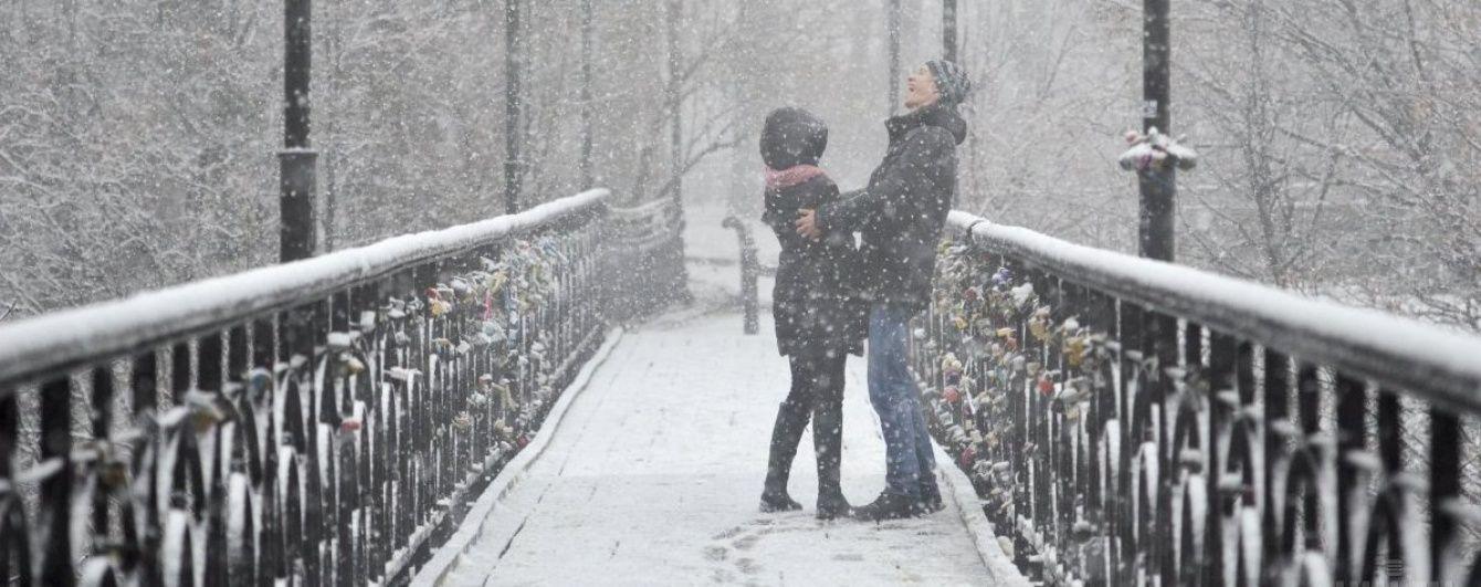 Які погодні рекорди пережив Київ цієї зими. Інфографіка