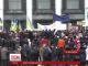 Учні та викладачі профтехучилищ страйкують на Тернопільщині