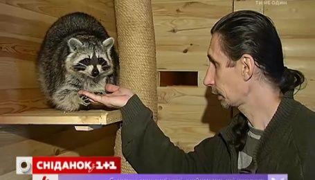 Каких экзотических животных украинцы поселяют у себя дома