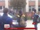 У Львові школярі заблокували порушника, поки не приїхала поліція