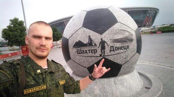 Хакери викрили на окупованому Донбасі спецназівця ФСВП Росії