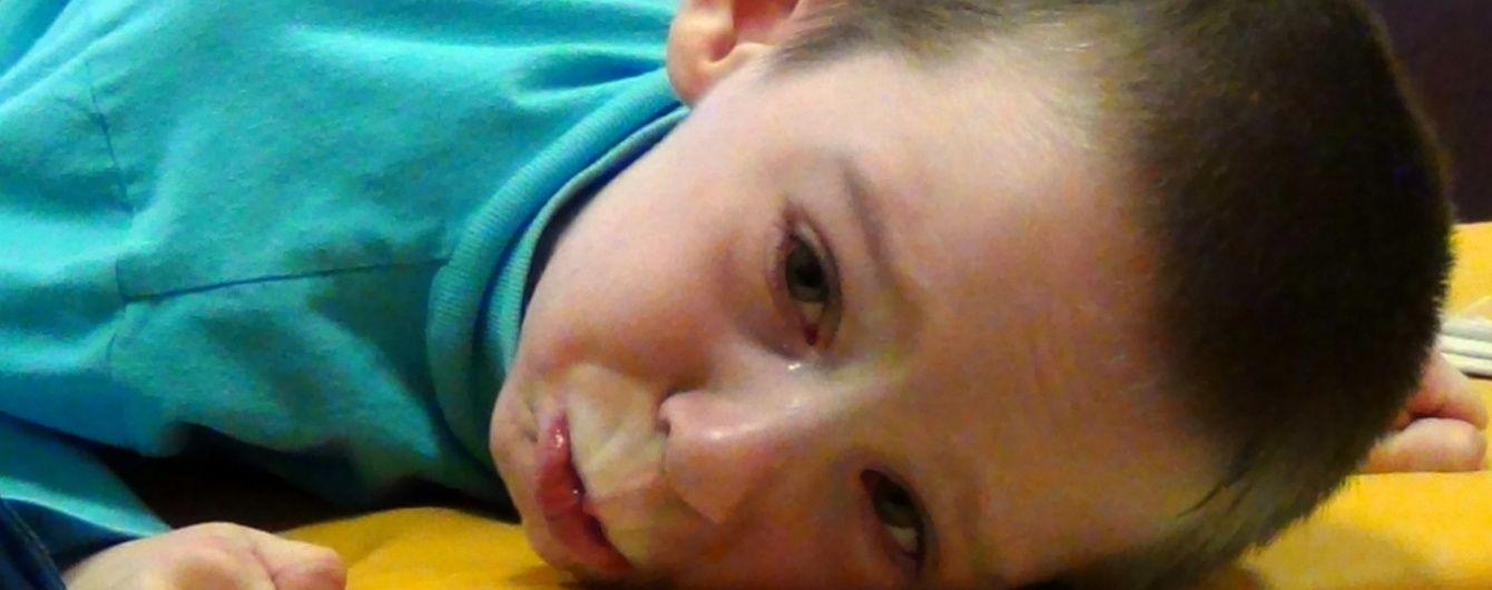 Допомоги небайдужих потребує 6-річний Євген