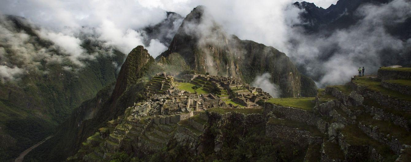 23-летний турист специально поехал в Мачу-Пикчу, чтобы сфотографироваться голым