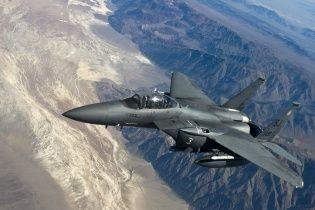 Американский истребитель разбился неподалеку от Окинавы