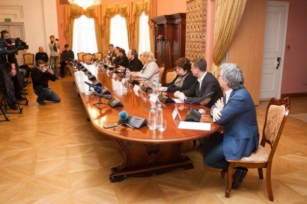 Презентація університету в Софії Київській: як це було