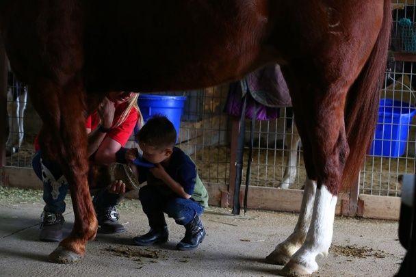 """Техас очима фотографа """"кіборгів"""": юні ковбої і їх улюбленці"""