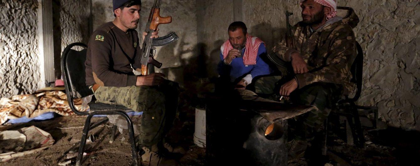 Сирійська армія просувається до цитаделі ІД