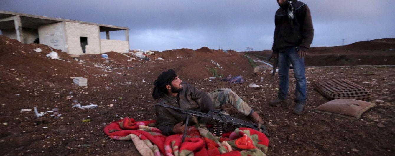 Туреччина заперечує присутність своїх військ у Сирії