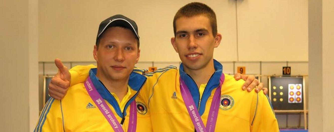 Українці здобули найвищі нагороди чемпіонату світу зі стрільби з луку