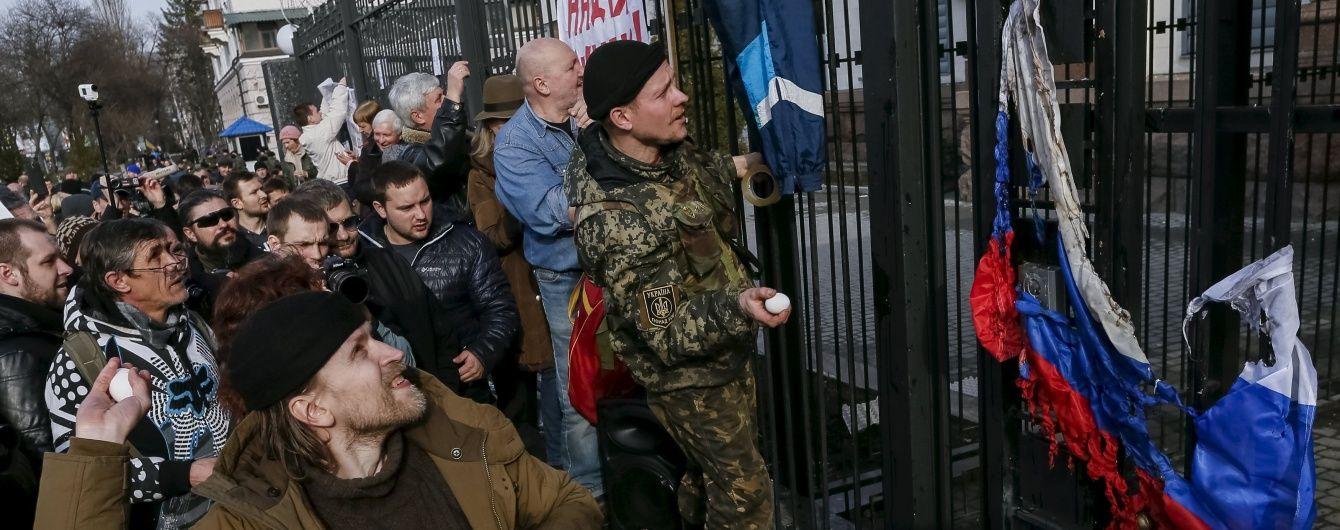 У Росії хочуть відправити до Києва спецназ для охорони посольства