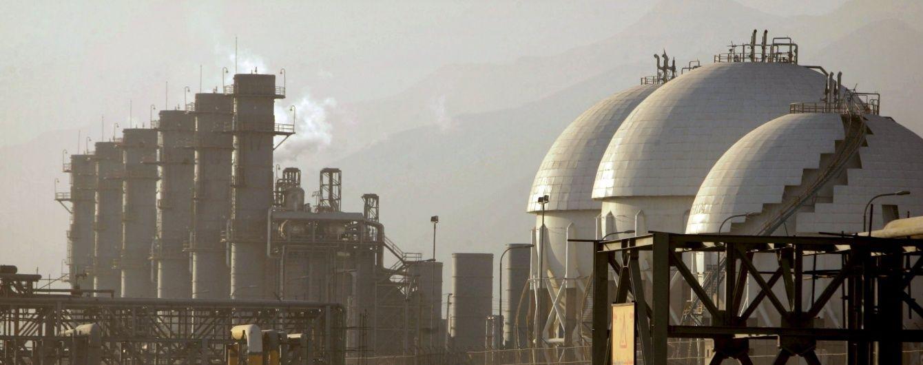 Іран назвав свої умови заморожування видобутку нафти