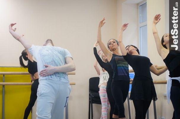 Тендітна Злата Огнєвіч повчилася балету у Дениса Матвієнка