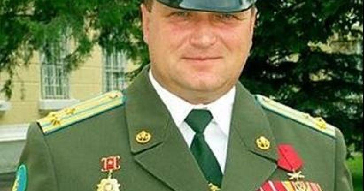 Генерал-майор ЗС РФ Тимофєєв Ігор Борисович