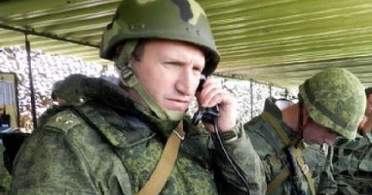 полковник ЗС РФ Рузинський Андрій Юрійович