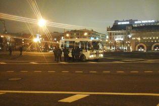 У Москві поліція розігнала акцію на підтримку Савченко і затримала активістів