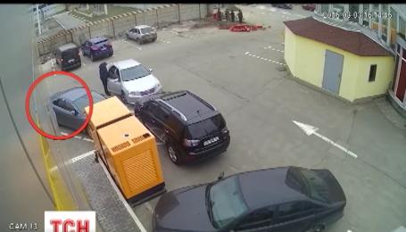 В Украине количество краж растет, а воры становятся все наглее