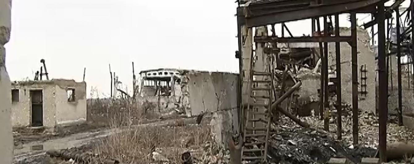 За добу від обстрілів бойовиків поранення отримали три українські військові. Мапа АТО