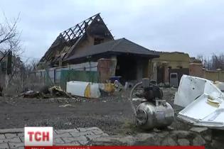 Переселенцы из Песок подали в суд на Россию и Украину из-за разрушенных войной домов