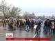 На Тернопільщині селяни протестували проти закриття лікарні