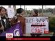 У Харкові активістки вийшли на протест проти домашнього насильства