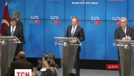 Турция вытащит Европу из миграционного кризиса