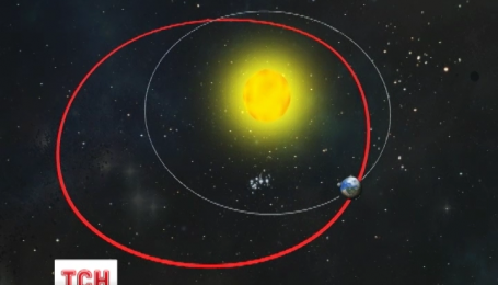 До Землі наближається астероїд ТХ 68