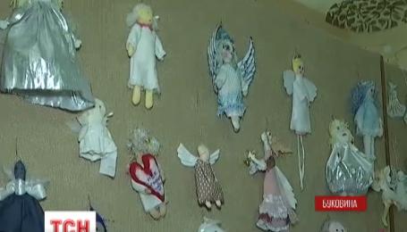 Понад дві тисячі рукотворних янголів з Луганська приїхали на Буковину