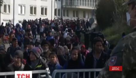 Новые правила для беженцев с сегодняшнего дня вступили в силу в Словении