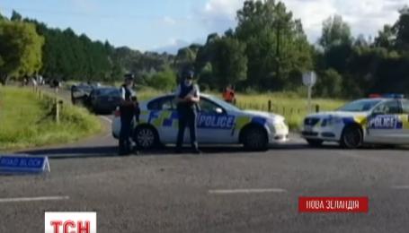 В Новой Зеландии преступник расстрелял четырех полицейских