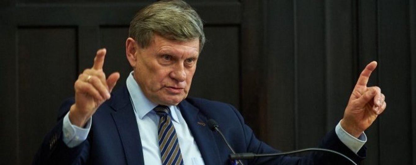 Бальцерович пояснив, чому не очолить український уряд