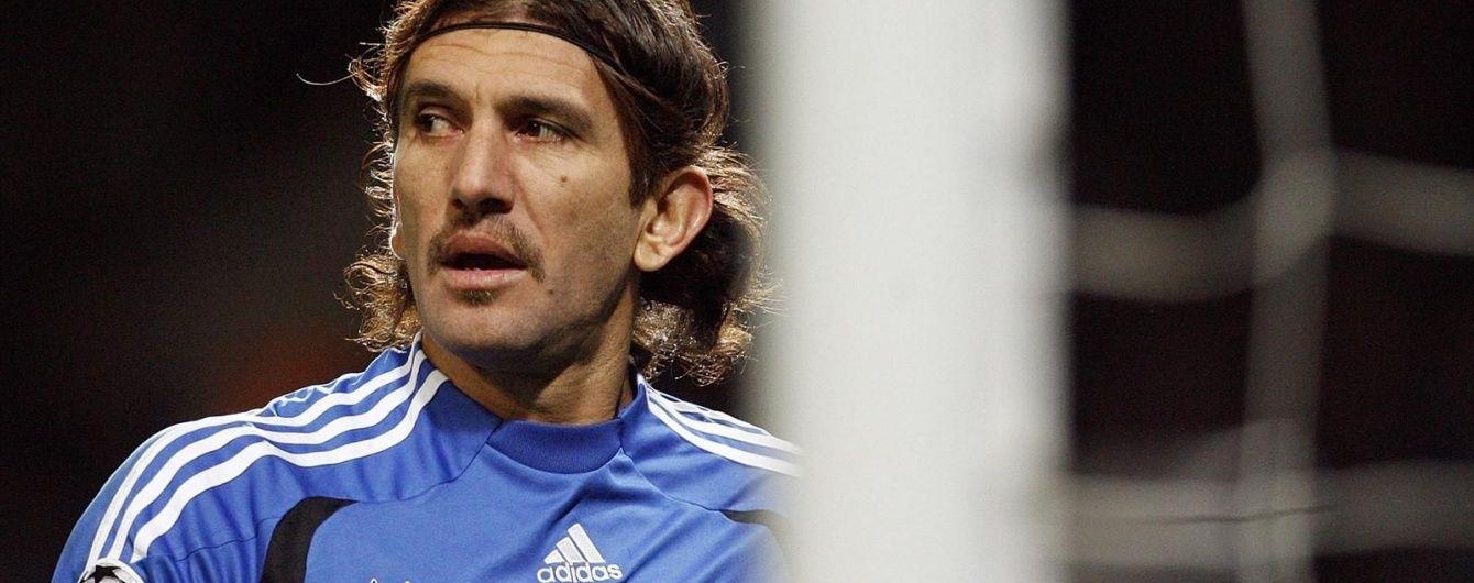 Легендарний турецький голкіпер підтримав українця Бойка