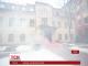 У Санкт-Петербурзі консульство України закидали яйцями і фаєрами
