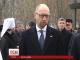 Три варіанти виходу з політичної кризи запропонував Арсеній Яценюк