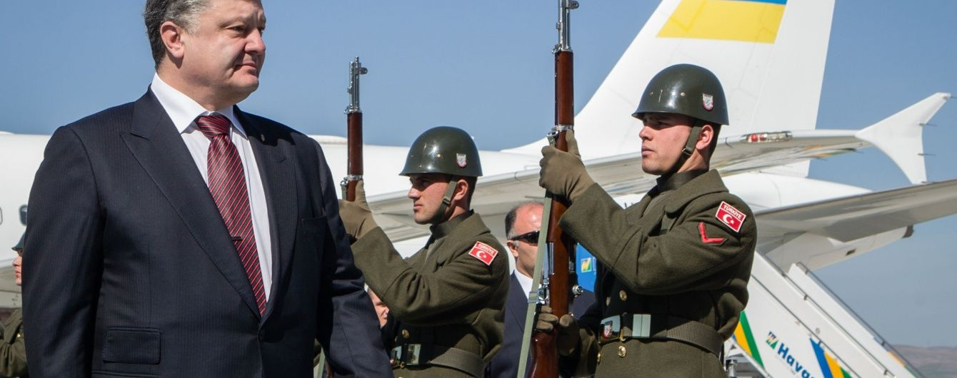 Я ненавиджу воювати з Росією – Порошенко