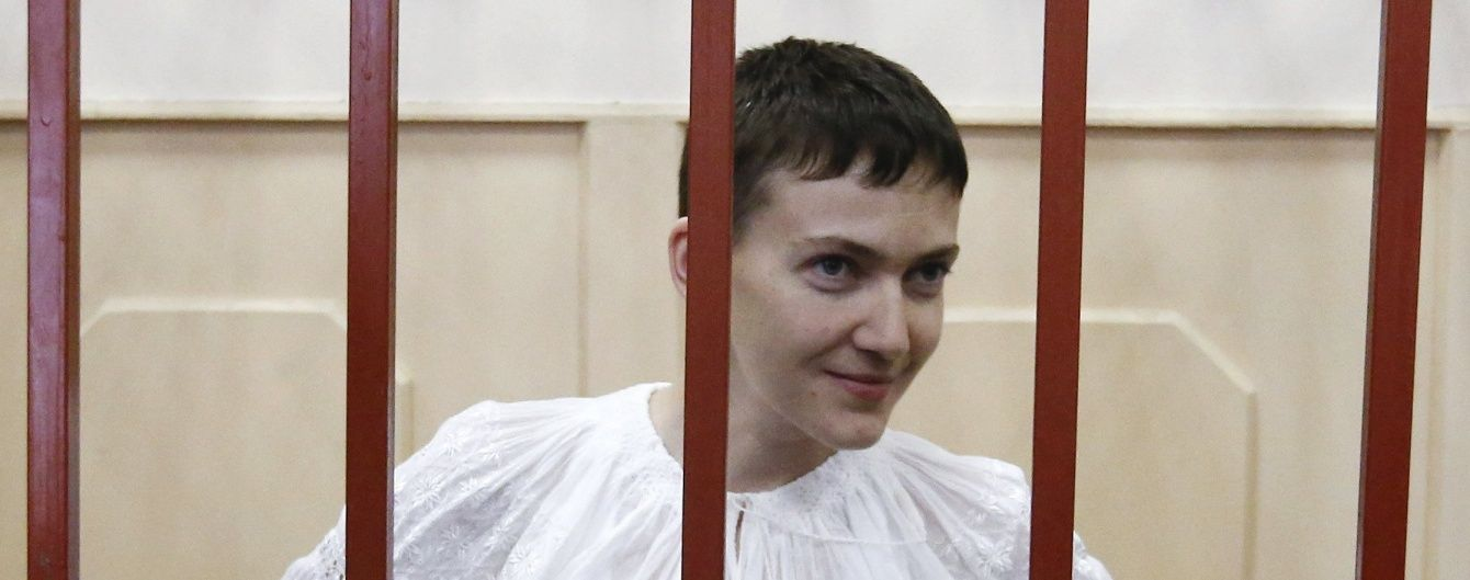 Сестра Савченко стане біля воріт СІЗО на підтримку сестри