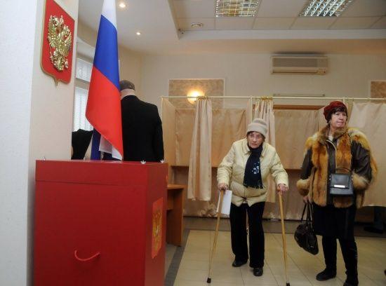 На виборах у РФ зафіксували рекордно низьку явку виборців