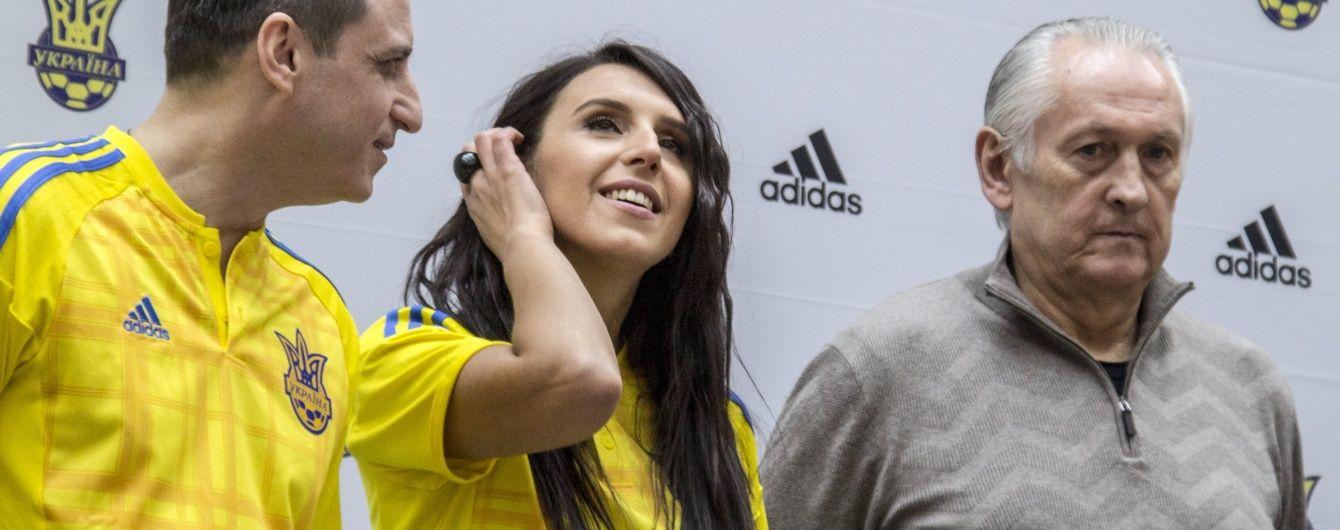 Джамала: суперкласна форма додасть впевненості футболістам на Євро-2016