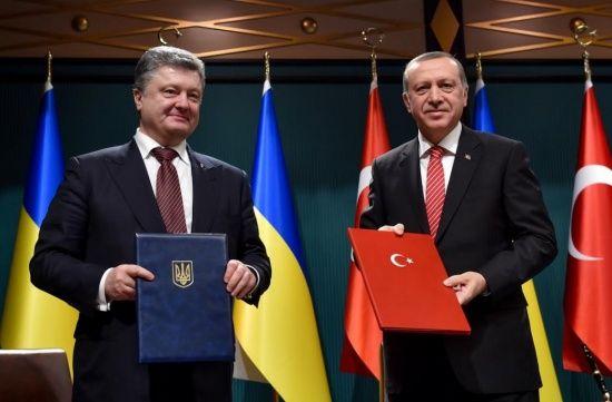 Стратегічне партнерство: Порошенко і Ердоган зустрілися у рамках Генасамблеї ООН
