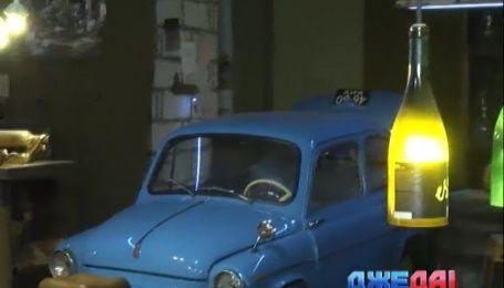 ДжеДАИ посетили единственный в Украине автомобильный ресторан