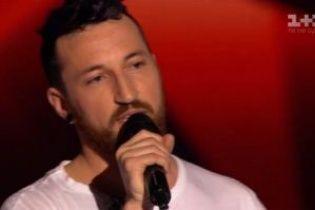 """Учасник """"Голосу країни"""" зробив оригінальний кавер на пісню Джамали для """"Євробачення"""""""