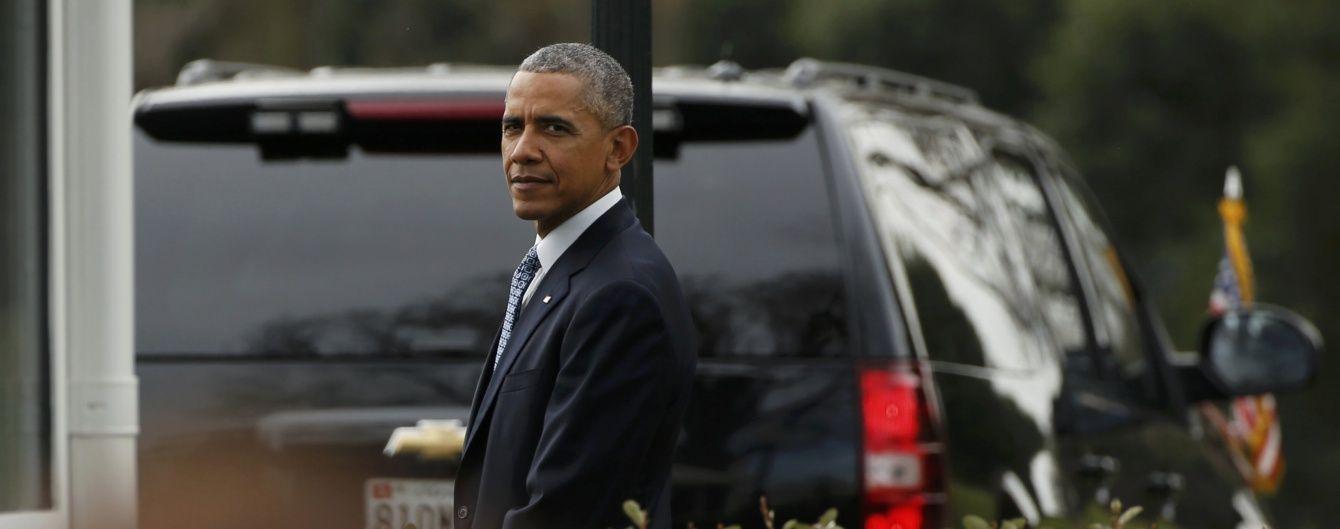 Обама може зустрітися з Ердоганом